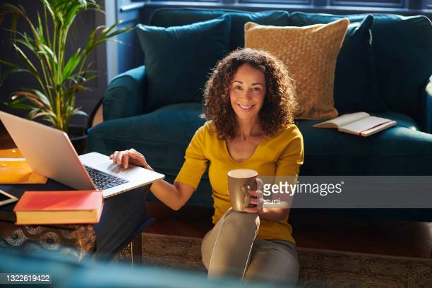 studying from home - sturti stock pictures, royalty-free photos & images