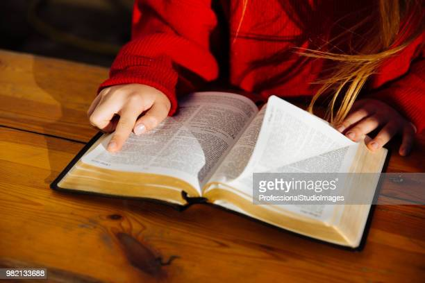 studying the words of the god - bible photos stock pictures, royalty-free photos & images