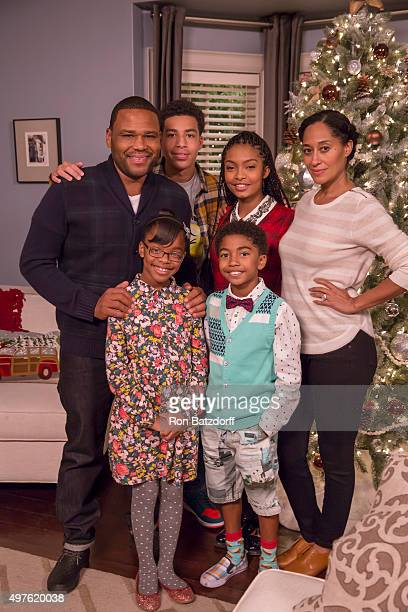 """Stuff"""" -- Dre thinks Christmas has become commercialized and is all about """"stuff,"""" and no one loves """"stuff"""" more than his kids. Pops thinks they have..."""