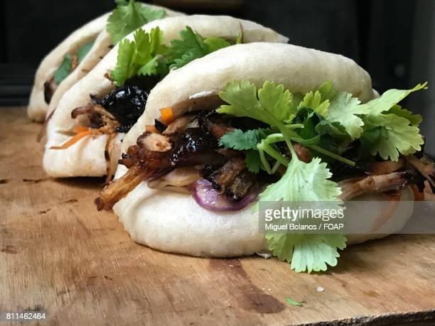 Stuffed baozi