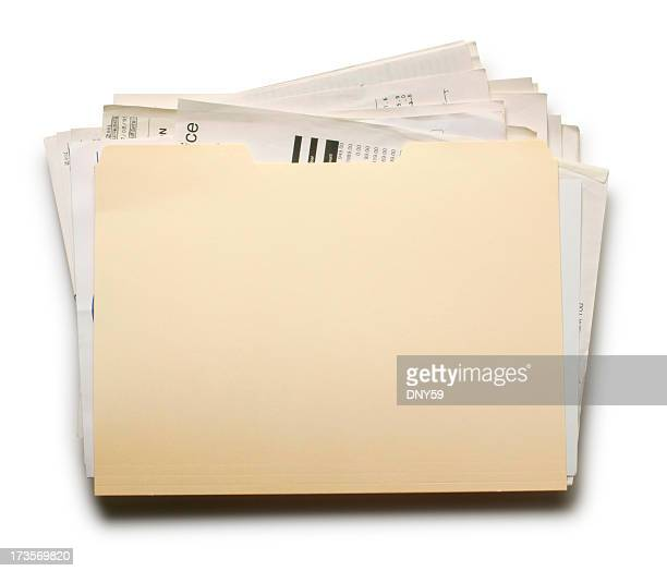 Stuffed File Folder 2
