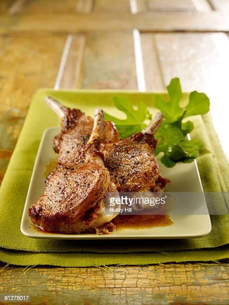stuffed pork chops