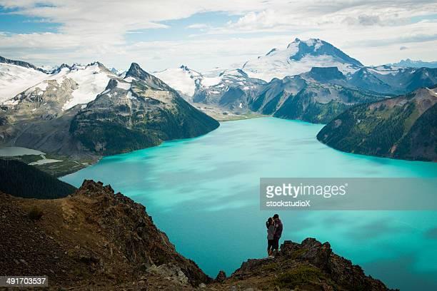 素晴らしいハイキング
