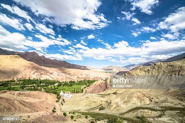 Stunning Indus valley in Ladakh