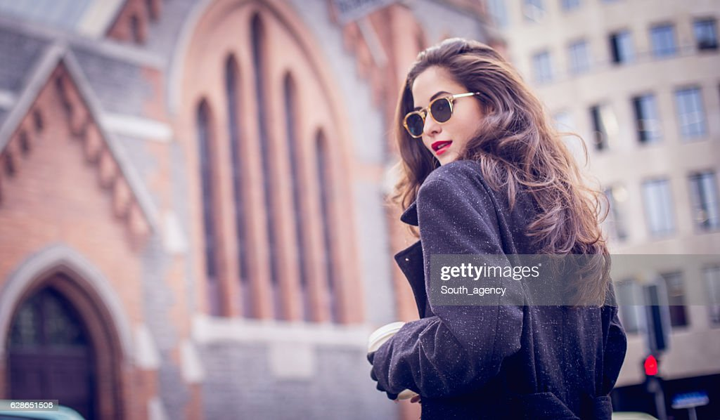 Stunning lady : Stock Photo