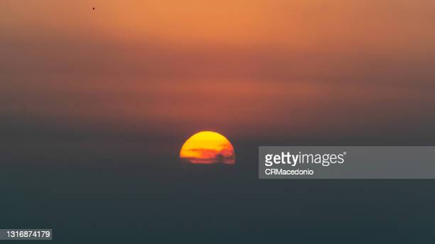stunning sunset - crmacedonio stock pictures, royalty-free photos & images