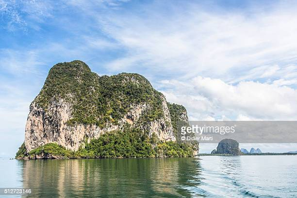 Stunning Trang island in south Thailand