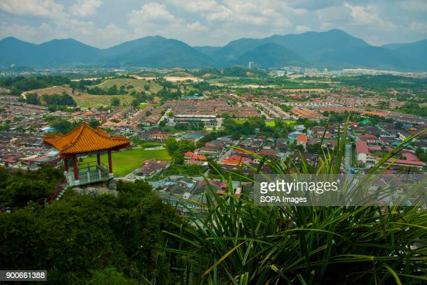 TEMPLE IPOH PERAK MALAYSIA Stunning view from the highest peak of the Perak Tong cave temple Perak Tong cave temple was discovered in 1926 by Chong...