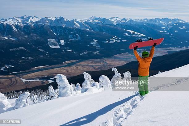 Stunning views at Revelstoke Mountain Resort