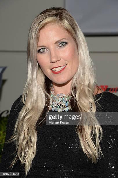 Stunt performer Jolene Van Vugt attends BODY at ESPYs at Milk Studios on July 14 2015 in Hollywood California