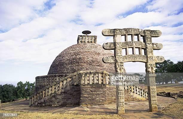 Stupa No. 3 Sanchi