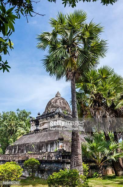 Stupa of the Great Lotus Luang Prabang