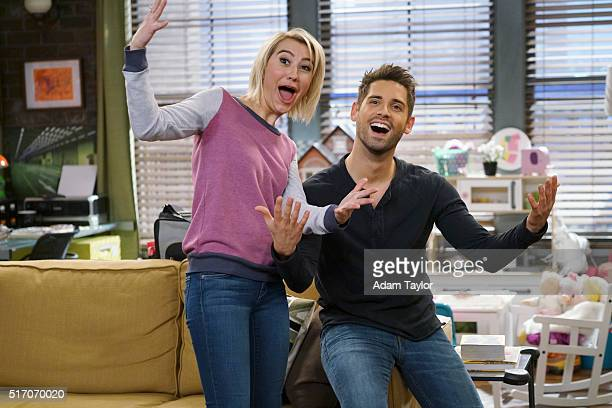 DADDY 'Stupid Cupid' Riley tries to play matchmaker for Ben and Zoey on an allnew episode of 'Baby Daddy' airing WEDNESDAY MARCH 30 on Freeform...