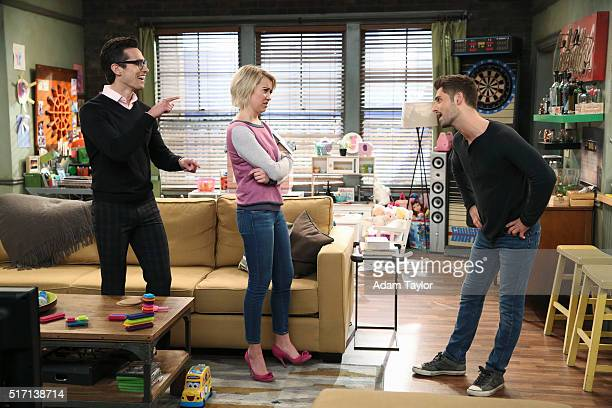 DADDY 'Stupid Cupid' Riley tries to play matchmaker for Ben and Zoey on an allnew episode of 'Baby Daddy' airing WEDNESDAY MARCH 30 on Freeform JOSE