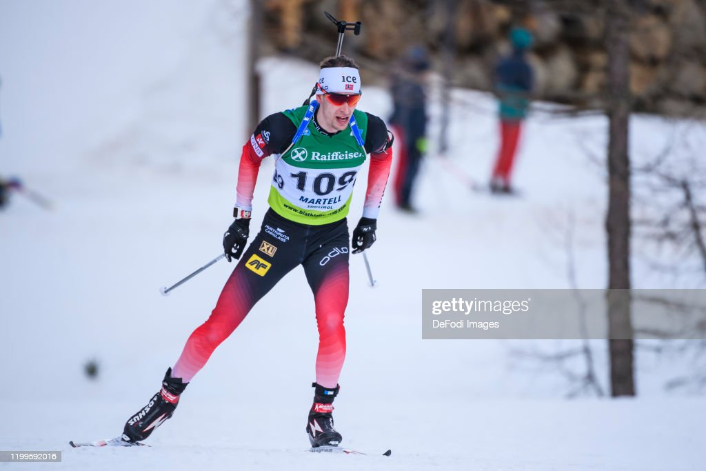 Sturla Holm Laegreid Of Norway In Action Competes During The Men 10 News Photo Getty Images