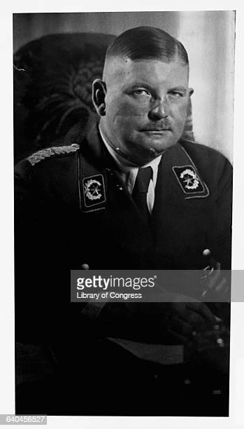 Sturmabteilung Leader Ernst Rohm
