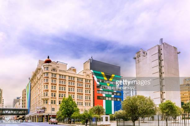 Stuttafords House residential building in Johannesburg