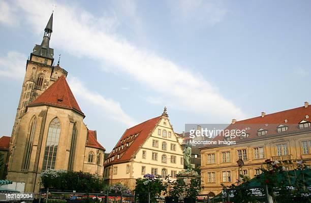 Stuttgart in Baden-Wurttemberg, Germany