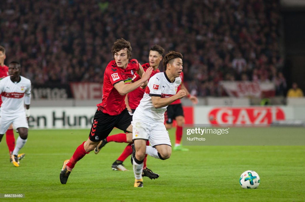 VfB Stuttgart v Sport-Club Freiburg - Bundesliga