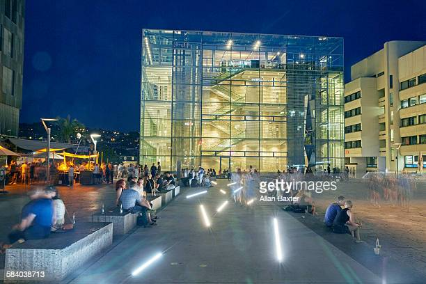 Stuttgarts Kunstmuseum modern art Gallery