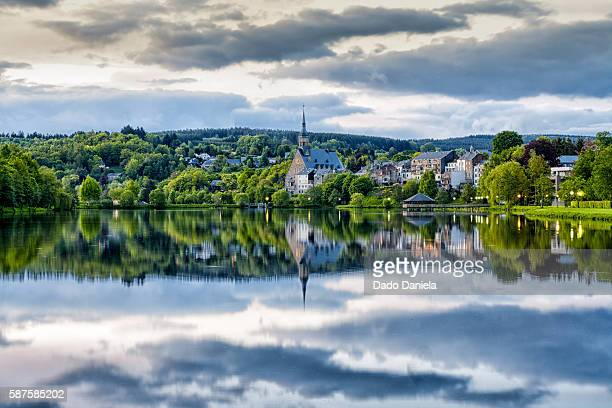 st-vith - liege province stock pictures, royalty-free photos & images