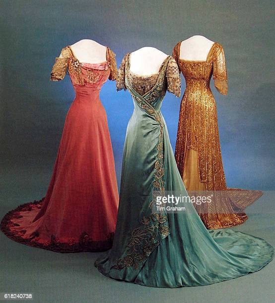 'Style and Splendour Queen Maud of Norway's Wardrobe 18961938' exhibition at the Victoria and Albert Museum marks100th anniversary of Norway as an...