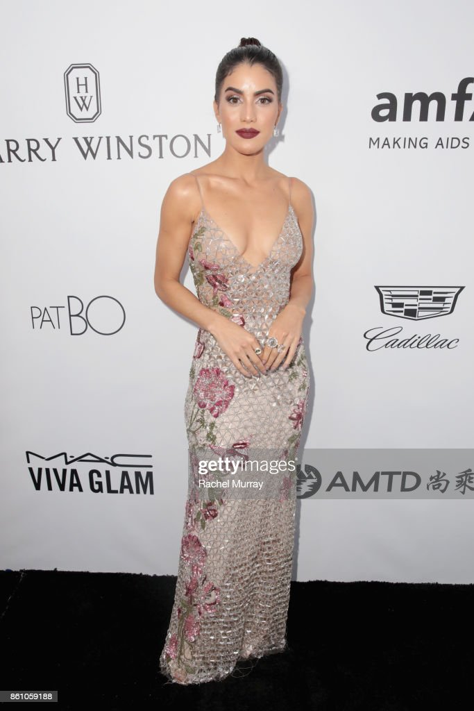 amfAR Los Angeles 2017 - Red Carpet
