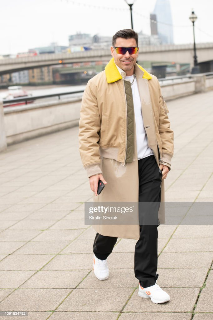 Street Style - LFWM January 2019 : News Photo