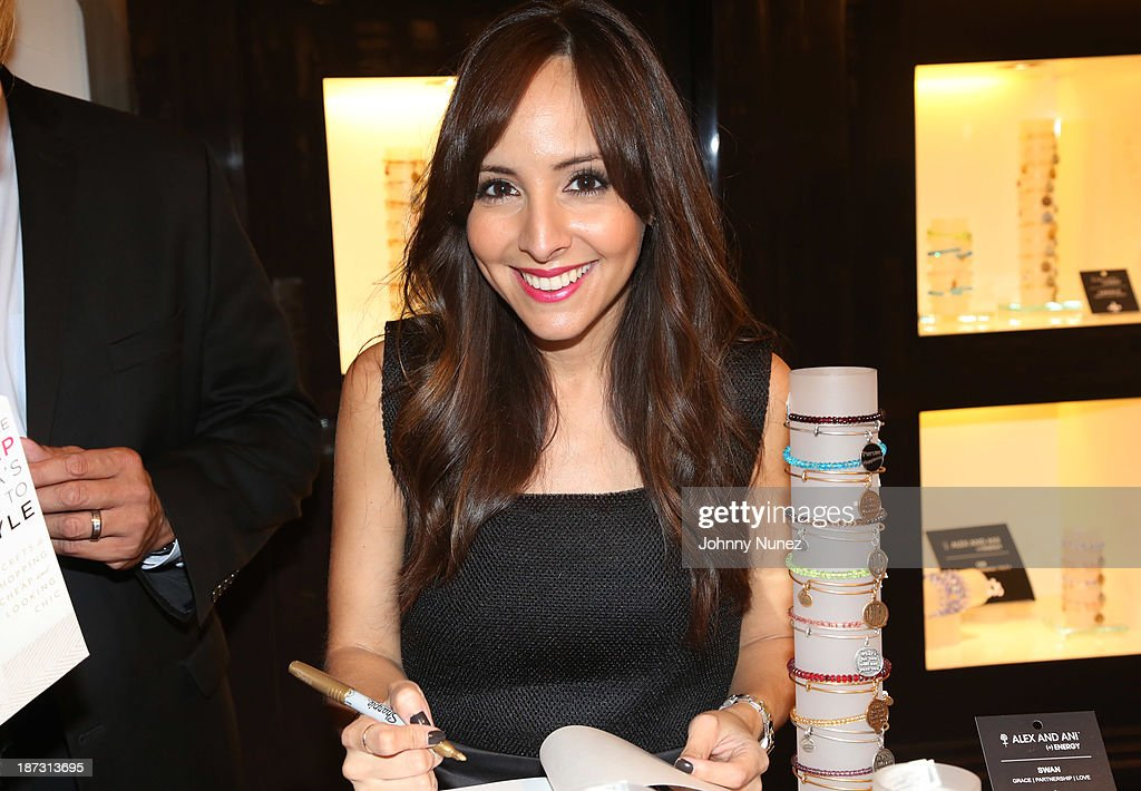 lillian vazquez visits henri bendel photos and images getty images rh gettyimages com cheap chica's guide to style