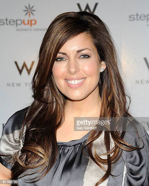 Style expert Bobbie Thomas attends Step Up To Step Out at the W Hotel on September 26, 2009 in New York City.