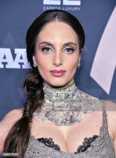 Style Influencer of the Year singersongwriter Alexa Ray Joel attends the 2018 Footwear News Achievement Awards at IAC Headquarters on December 4 2018...