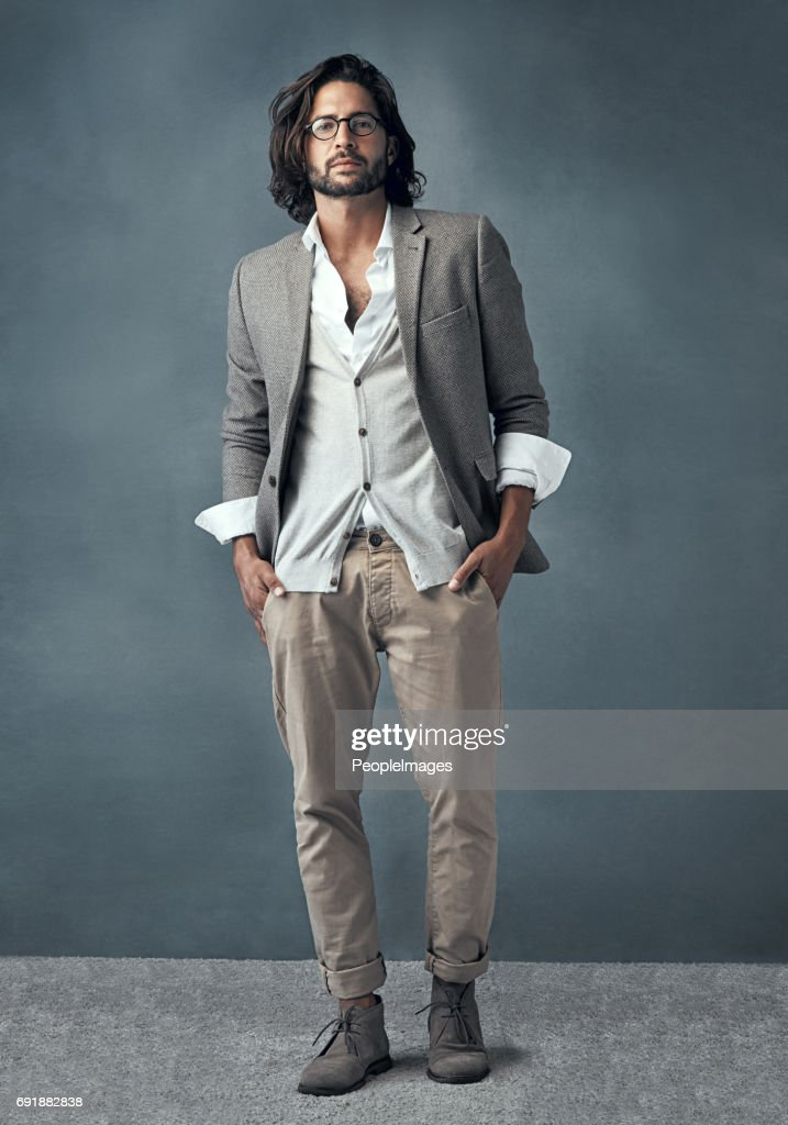 Style is a matter of choice : Stock Photo