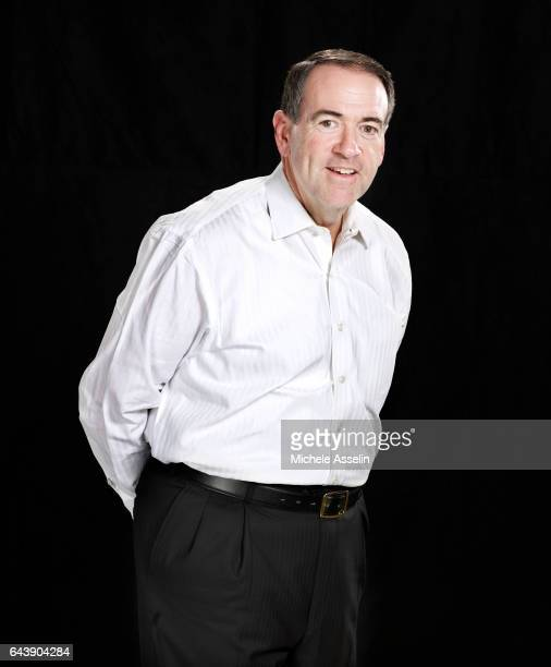 NeutralFormer Arkansas governor Mike Huckabee is photographed for New York Times Magazine on November 7 2006 in New York City
