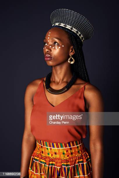 style that spans years of tradition - zulu women stock pictures, royalty-free photos & images