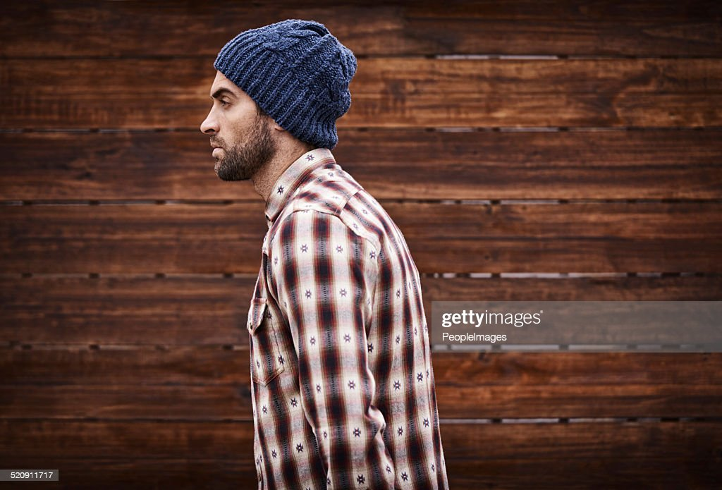 Styled for the street : Stock Photo