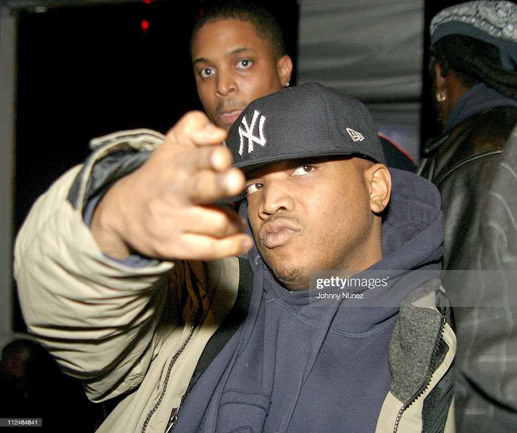 Styles P during Power 105.1 Presents Ja Rule Album Release Party at Exit in New York City, New York, United States.