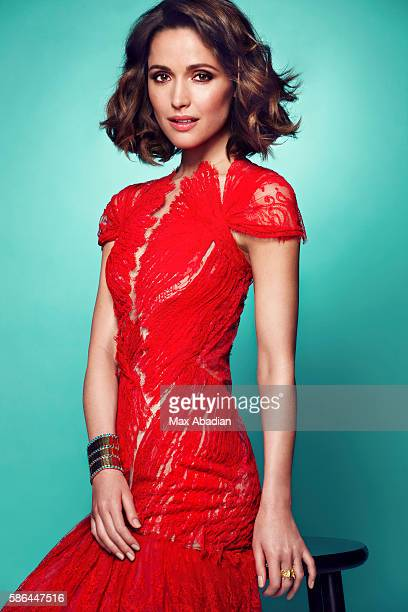 Styling by Elizabeth Cabral hair by Harry Josh and makeup by Hung Vanngo Dress by Marchesa and cuff by Aurelie Bidermann