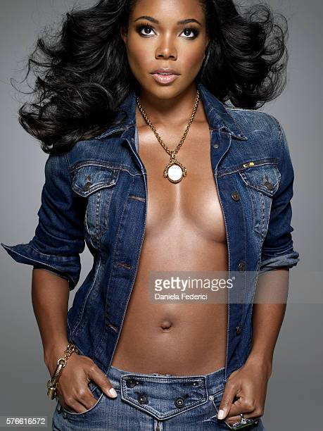 Styling by Ye Young Kim hair by Clyde Haygood and makeup by Melissa Rogers Denim Jacket by Meltin' Pot miniskirt by Miss Sixty and necklace by...