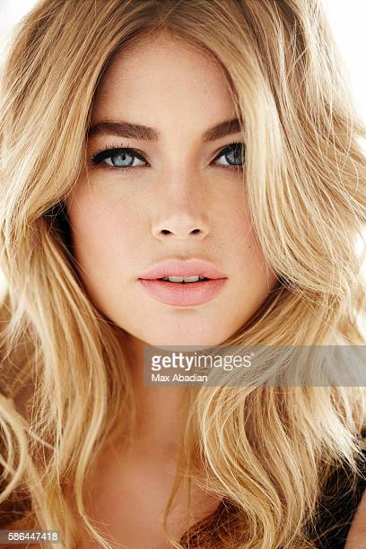 Doutzen Kroes, Flare, September 1, 2010