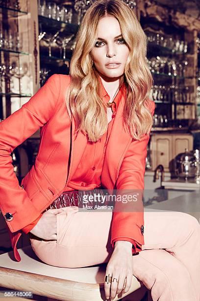 Juliana Schiavinatto Hair Bridget Brager Makeup Melanie Inglessis Cotton jacket crepegeorgette shirt viscoselinen pants and calfleather belt all by...