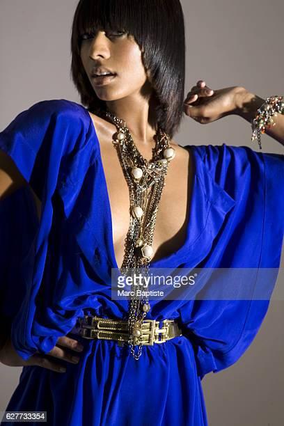 Kithe Brewster; Makeup: Aminata Gueye.
