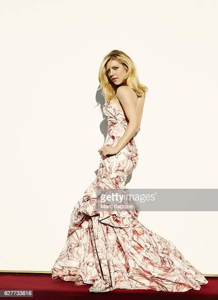 Lisa C Styles Makeup Melissa Rogers Hair Robert Steinken Manicure Manicure Elisa Wishan Ines Di santo Rose Fiore gown Swarovski Amber earrings All...