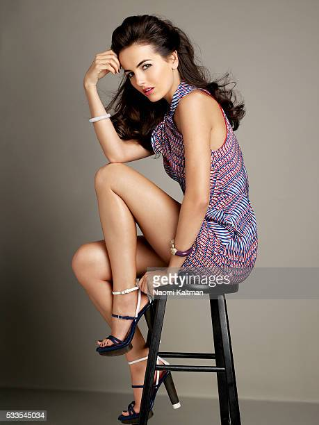 Maurico Valdespino Hair Roque Makeup Brett Freedman Dress and shoes by Tommy Hilfiger bracelet by Chanel