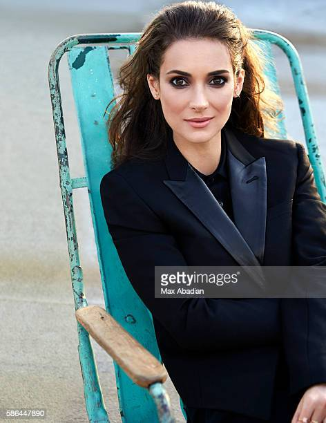Winona Ryder, Red Magazine, April 1, 2014