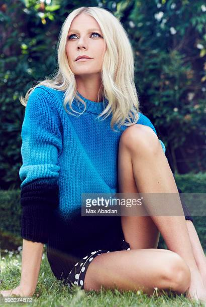 Nicola Rose Hair George Northwood Makeup Emma Lovell Wool Top by Proenza Schouler Silk Shorts by Equipment
