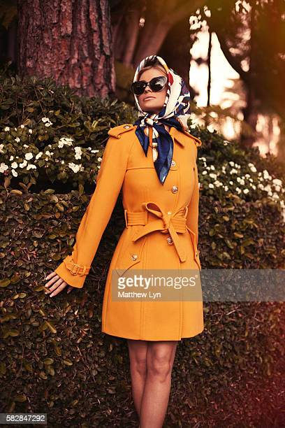 Sammy and Judy The Kids @ Cloutier Remix Hair Bobby Eliot Make Up Priscilla Ono Coat by Moschino Sunglasses by Hotel Del Ville Scarf Vintage Hermes