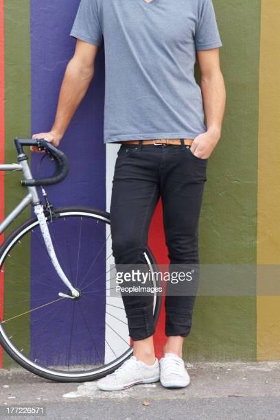 elegante e prático - calças justas - fotografias e filmes do acervo