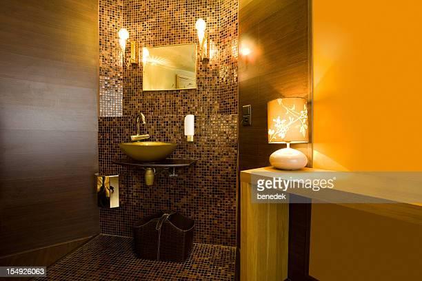 Élégante salle de bains