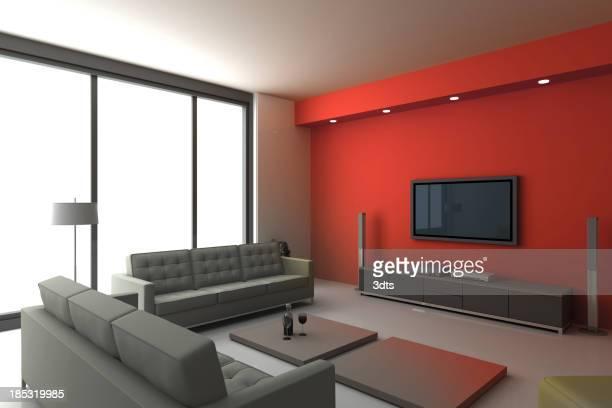 スタイリッシュな家具