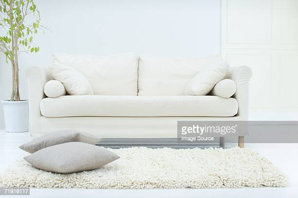 stylish living room - white stock pictures, royalty-free photos & images